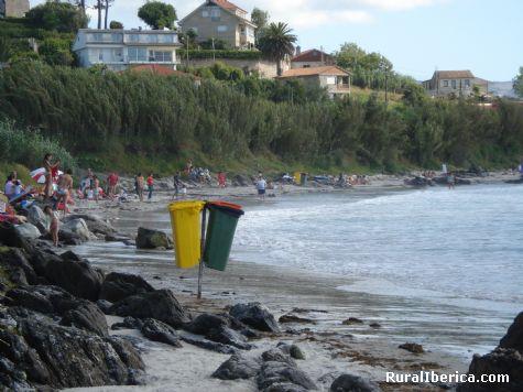 praia das canas nigran vigo - vigo, Pontevedra, Galicia