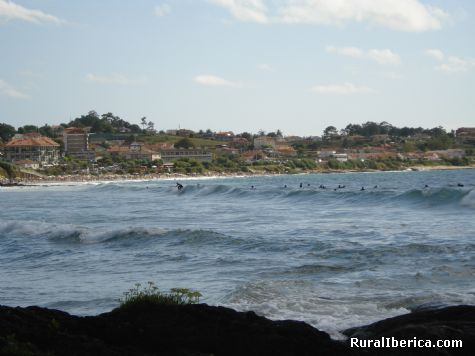 Praia de patos nigran vigo - vigo, Pontevedra, Galicia