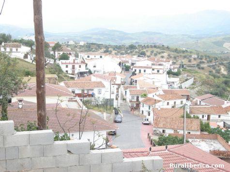 Los Romanes (vista desde el Cerro) - Los Romanes, Málaga, Andalucía