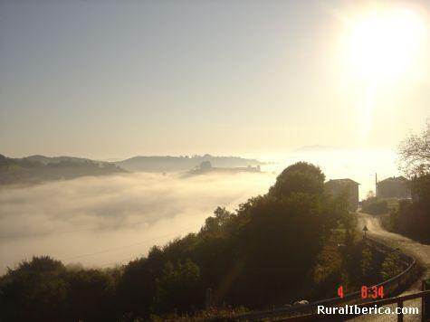 Mar de niebla - Suares, Asturias, Asturias