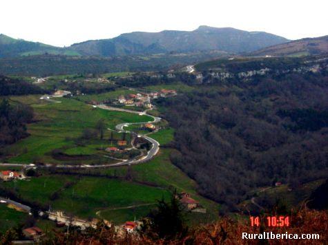 Subida a el Soplao. Rabago (Herrerias), Cantabria - Rabago (Herrerias), Cantabria, Cantabria