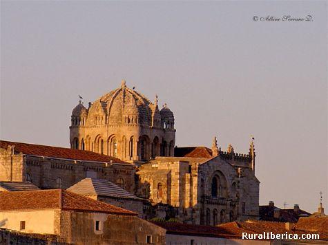 Cupula de la Catedral de Zamora  - Zamora, Zamora, Castilla y León