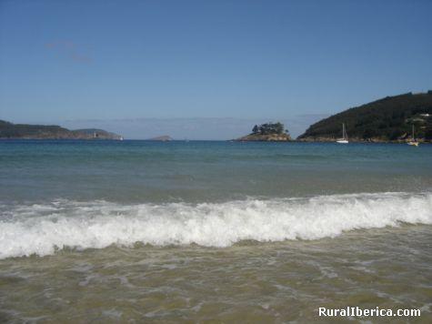 Playa de Área. Viveiro, Lugo - Viveiro, Lugo, Galicia