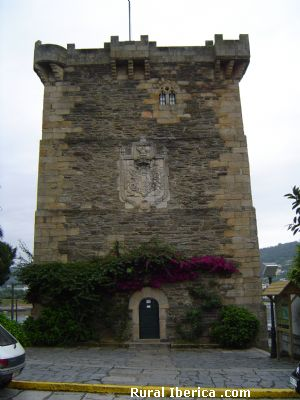 Torre de Andrade. Pontedeume (La Coruña) - Pontedeume, La Coruña, Galicia