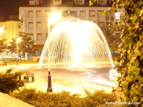 Fuente de Noja. Noja, Cantabria - Noja, Cantabria, Cantabria