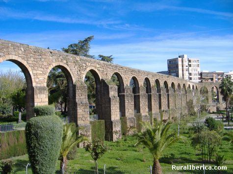 Acueducto de Plasencia. Plasencia, C�ceres - Plasencia, C�ceres, Extremadura