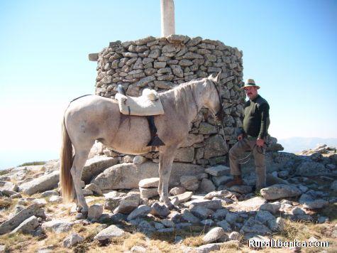 En caballo a Serrota. Muñotello, Ávila - Muñotello, Ávila, Castilla y León