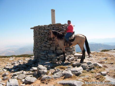 Subida a Serrota a caballo. Muñotello, Ávila - Muñotello, Ávila, Castilla y León