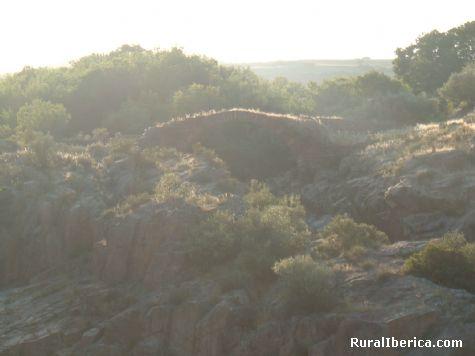 Monumento natural del Piélago. Linares, Jaén - Linares, Jaén, Andalucía