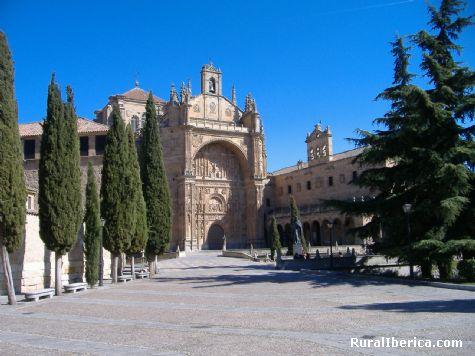 Iglesia de San Esteban. Salamanca, Castilla y León - Salamanca, Salamanca, Castilla y León