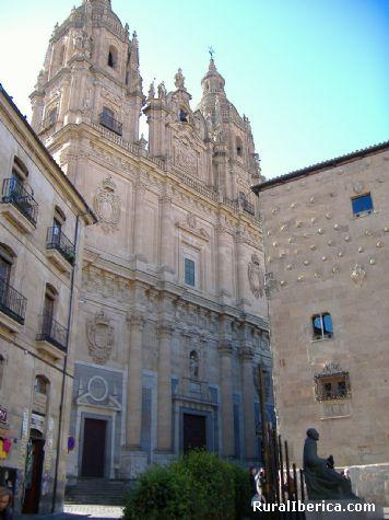 La Clerecía. Salamanca, Castilla y León - Salamanca, Salamanca, Castilla y León