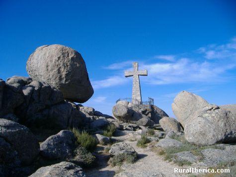 Pe�a de la Cruz. B�jar, Salamanca - B�jar, Salamanca, Castilla y Le�n