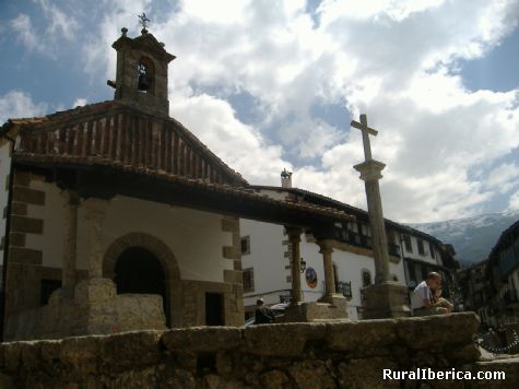 Iglesia de Candelario. Candelario, Salamanca - Candelario, Salamanca, Castilla y León