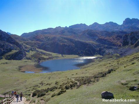 Lago de Covadonga, Asturias - Asturias, Asturias, Asturias