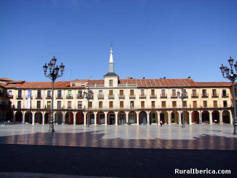 Hotel Plaza Mayor (En la Plaza mayor de León) - León, León, Castilla y León