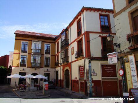 Rincon en el Barrio Humedo de León - León, León, Castilla y León
