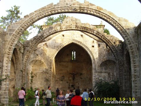 Ruinas de Santa Margarita (Cambados) - Cambados, Pontevedra, Galicia