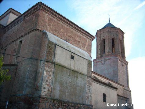 Iglesia de Nuestra Señora de la Asunción. Villarrín de Campos, Zamora - Villarrín de Campos, Zamora, Castilla y León