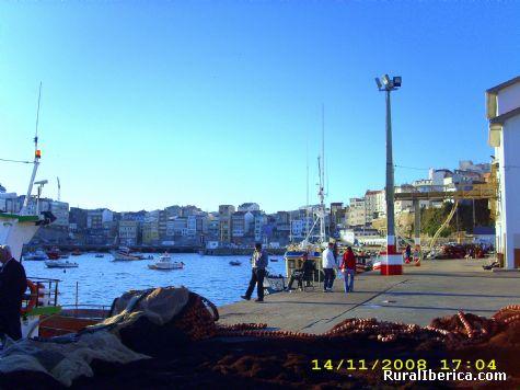 Puerto de Malpica - Makpica, La Coru�a, Galicia