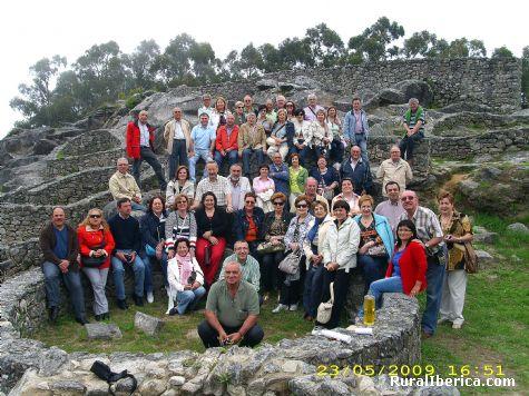Excursión a Santa Tecla - La Guardia, Pontevedra, Galicia