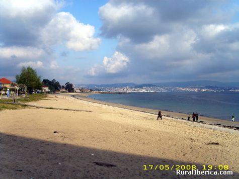 Playa de Cangas de Morrazo - Cangas de Morrazo, Pontevedra, Galicia