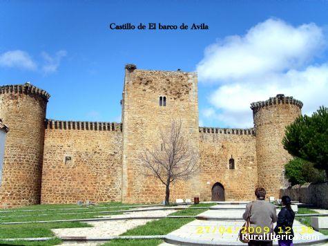 Castillo de El Barco de Avila - El Barco de Avila, Ávila, Castilla y León