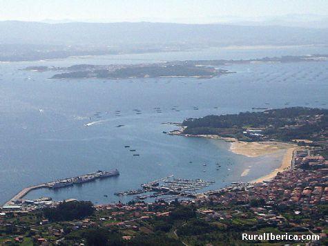 Puerto de Puebla de Caramiñal - Puebla de Caramiñal, La Coruña, Galicia