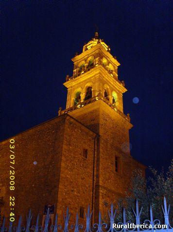 Basilica de Nuestra Señora de la Encina - Ponferrada, León, Castilla y León