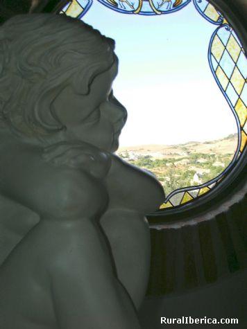 Detalle suit Hotel Vega de Cazalla. Cazalla de la Sierra - Cazalla de la Sierra, Sevilla, Andalucía
