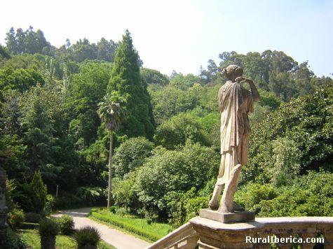 Jardín Botánico de Lourizán. Pontevedra, Galicia - Pontevedra, Pontevedra, Galicia