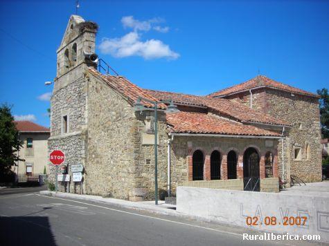 Iglesia de La Vecilla - León, León, Castilla y León