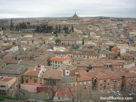 Panoramica de Toledo. Toledo, Castilla la Mancha - Toledo, Toledo, Castilla la Mancha