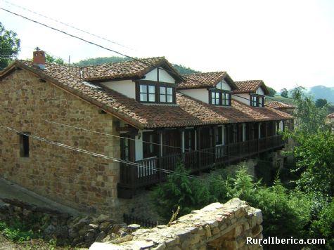 Arquitectura Leibaniega. Cahecho (Comarca de Liébana), Cantabria - Cahecho (Comarca de Liébana), Cantabria, Cantabria