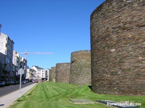 Muralla de Lugo. Lugo, Galicia - Lugo, Lugo, Galicia