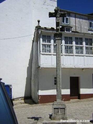 Cruceiro en A Fonsagrada. A Fonsagrada, Lugo - A Fonsagrada, Lugo, Galicia