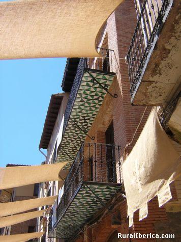 Ciudad medieval. Daroca, Zaragoza - Daroca, Zaragoza, Aragón