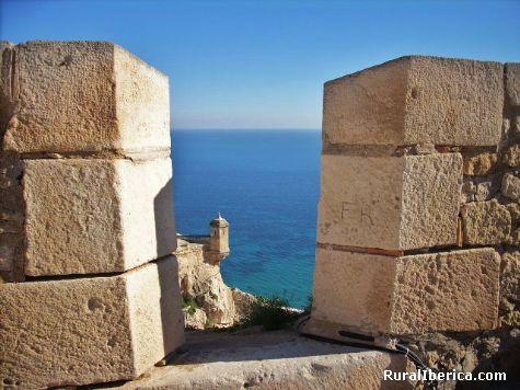 Castillo de Santa Bárbara ( Alicante ) - Alicante, Alicante, Comunidad Valenciana