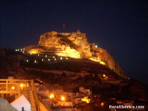 Castillo de Santa Bárbera (Alicante) - Alicante, Alicante, Comunidad Valenciana