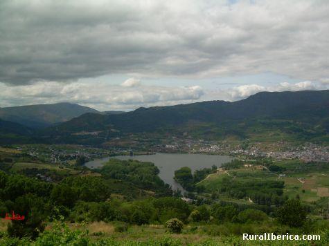 hermosas vistas desde Mone-Petín - MONES, Orense, Galicia