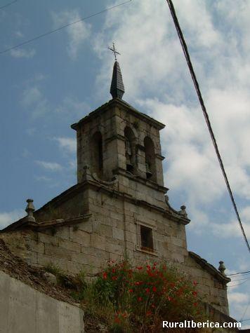 Iglesia de Mones. Pet�n, Orense - Pet�n, Orense, Galicia