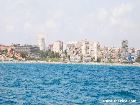 Playa de San Juan. Alicante, Comunidad Valenciana - Alicante, Alicante, Comunidad Valenciana