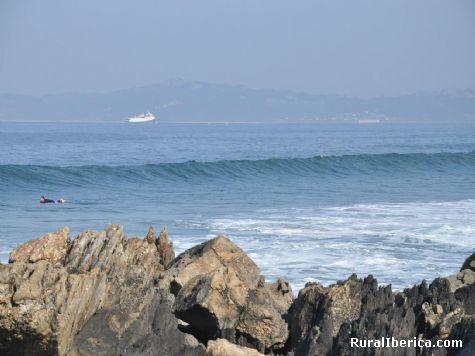 Ondas do Mar de Vigo ondas do Mar amigo - Nigran, Pontevedra, Galicia