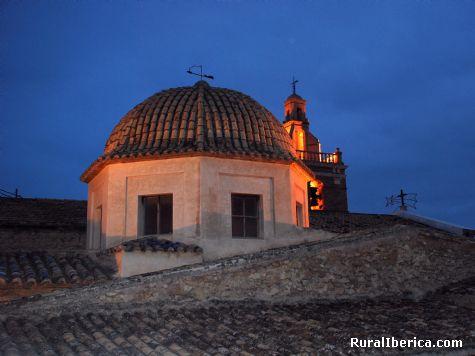 Iglesia de Relleu. Relleu, Alicante - Relleu, Alicante, Comunidad Valenciana