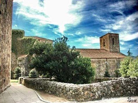Valverde de la Vera - Entre la Iglesia y el castillo - Valverde de la Vera, Cáceres, Extremadura