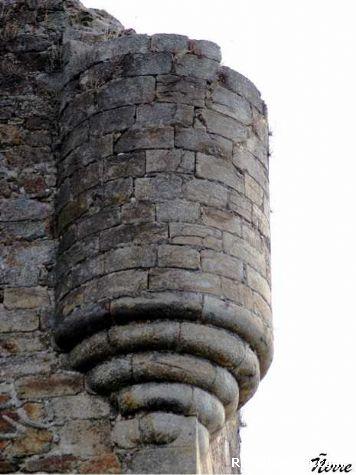 En lo alto del castillo. Valverde de la Vera, C�ceres - Valverde de la Vera, C�ceres, Extremadura