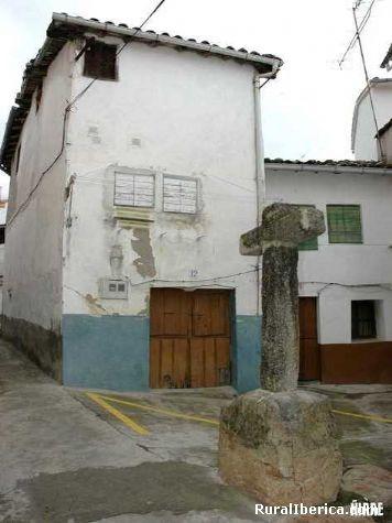 Rincón típico del pueblo. Losar de la Vera, Cáceres - Losar de la Vera, Cáceres, Extremadura