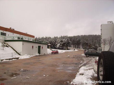 Estación de montaña Manzaneda, Orense - Manzaneda, Orense, Galicia