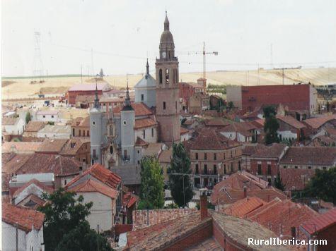 Panoramica de Rueda, Valladolid - Rueda, Valladolid, Castilla y León