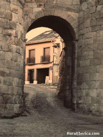 Arco de Doña Urraca. Zamora, Castilla y León - Zamora, Zamora, Castilla y León