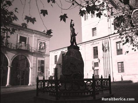 Plaza de Viriato. Zamora, Castilla y Le�n - Zamora, Zamora, Castilla y Le�n